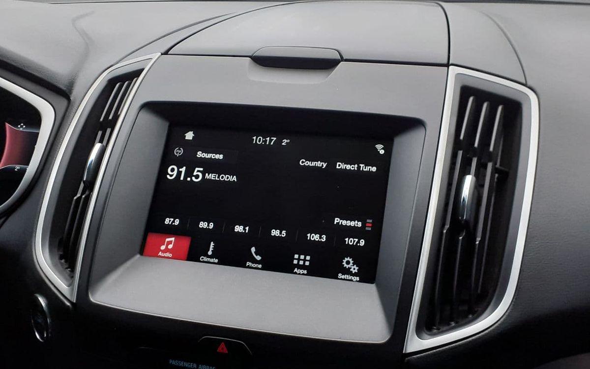 Ford Edge 2016 фото №12