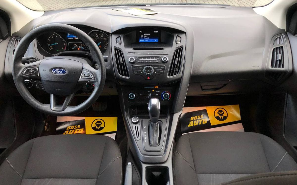 Ford Focus 2015 фото №14
