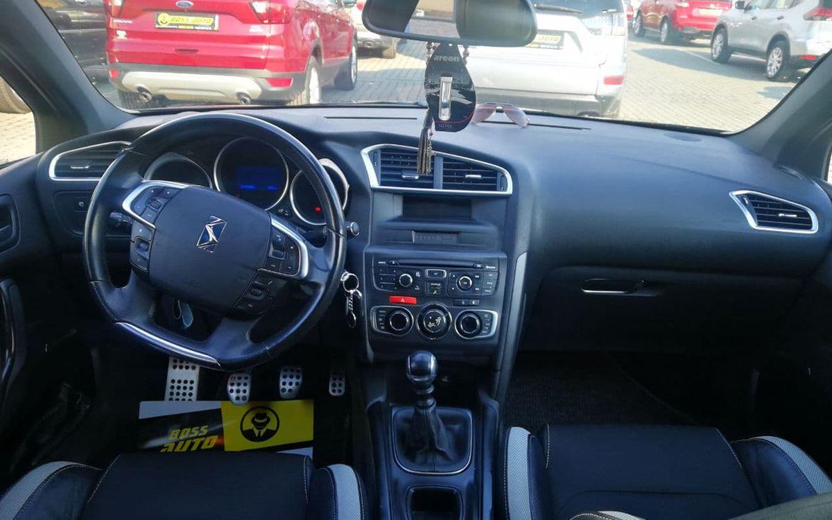 Citroen DS4 2012 фото №14