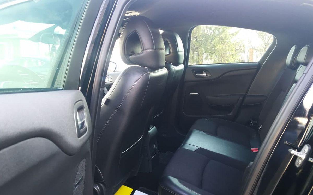 Citroen DS4 2012 фото №15