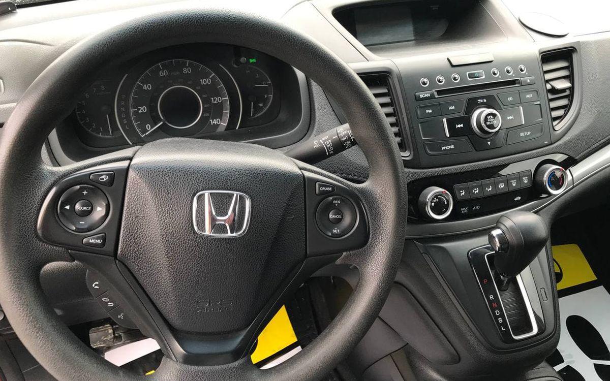 Honda CRX 2014 фото №16
