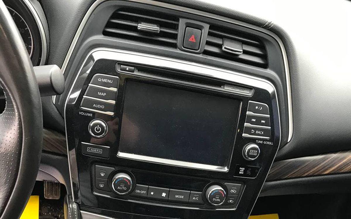 Nissan Maxima Platinum 2016 фото №15
