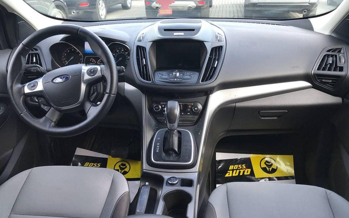 Ford Escape 2013 фото №16