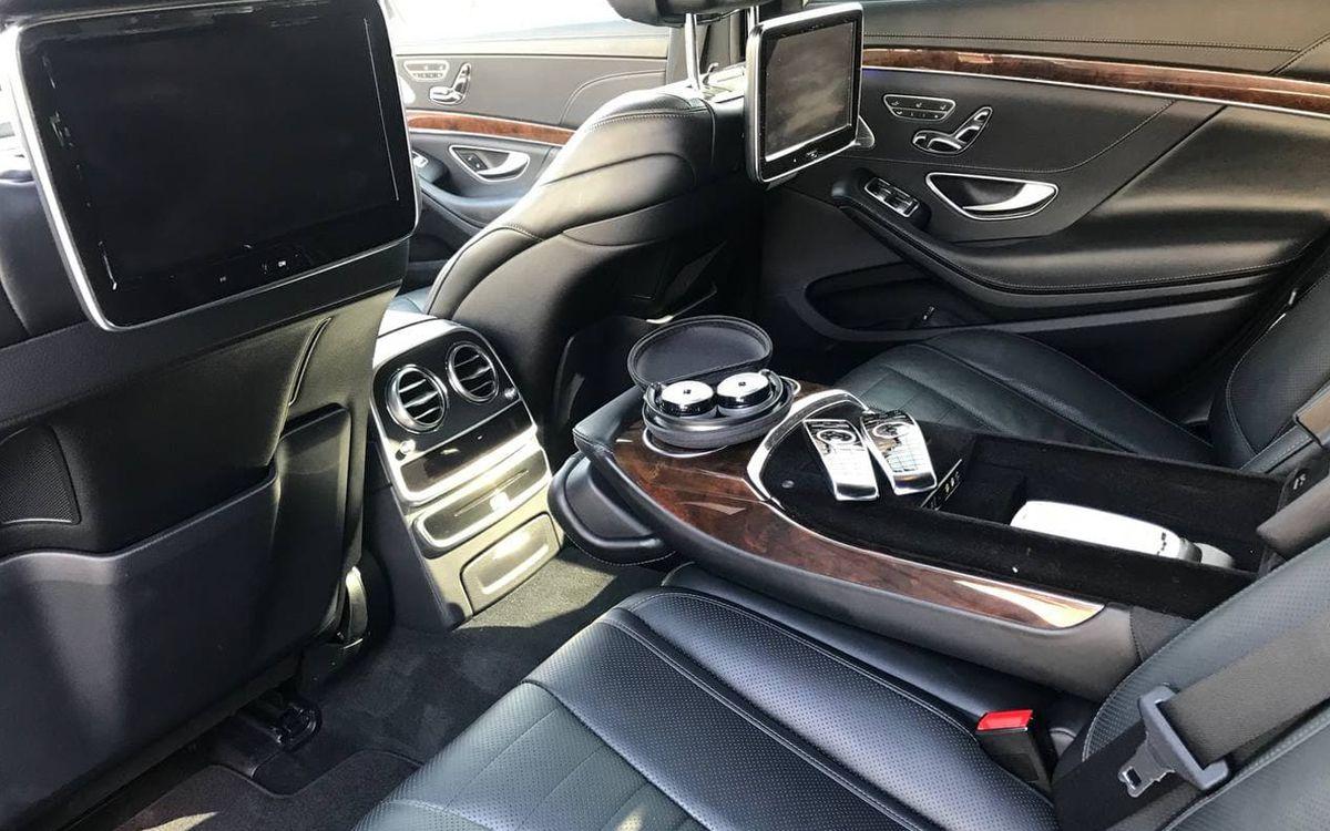 Mercedes-Benz S 350 2016 фото №16