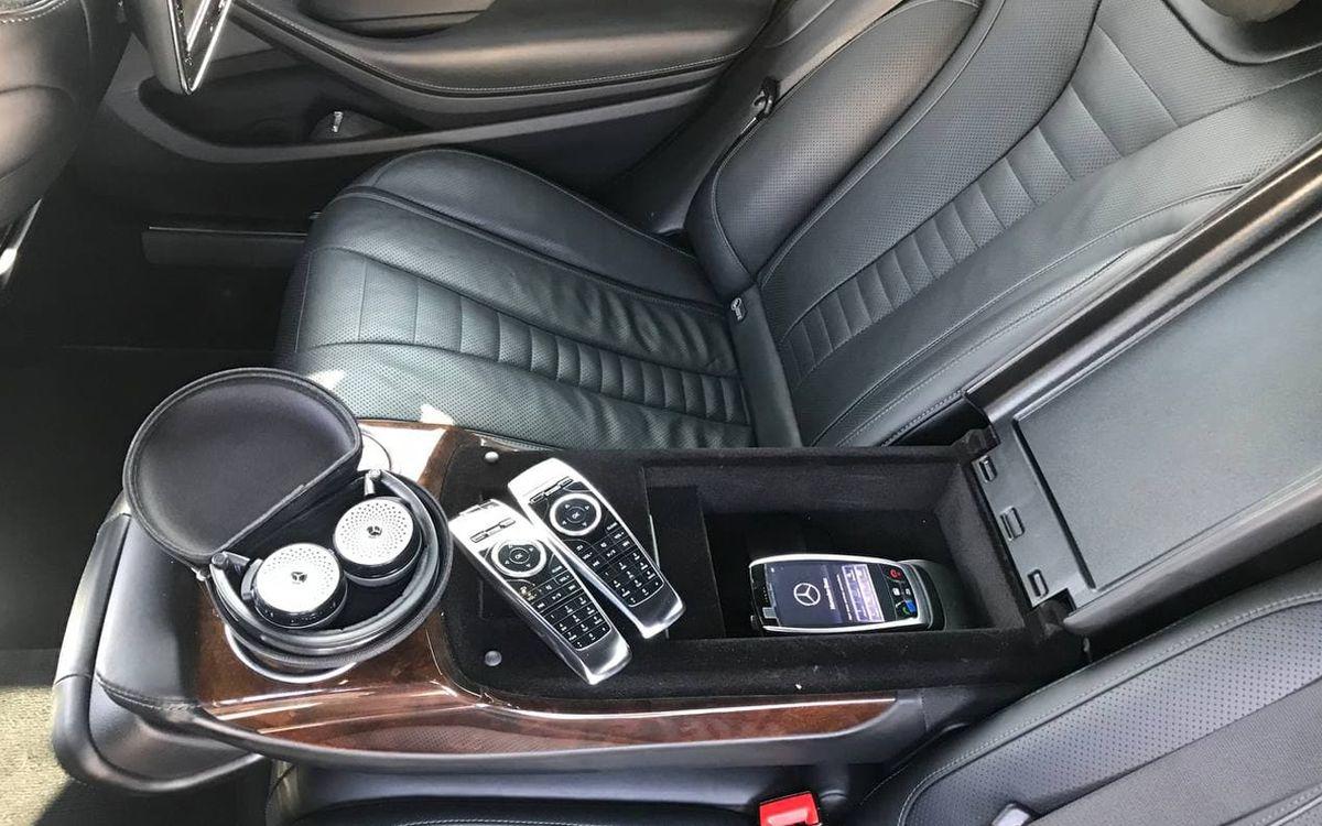 Mercedes-Benz S 350 2016 фото №17