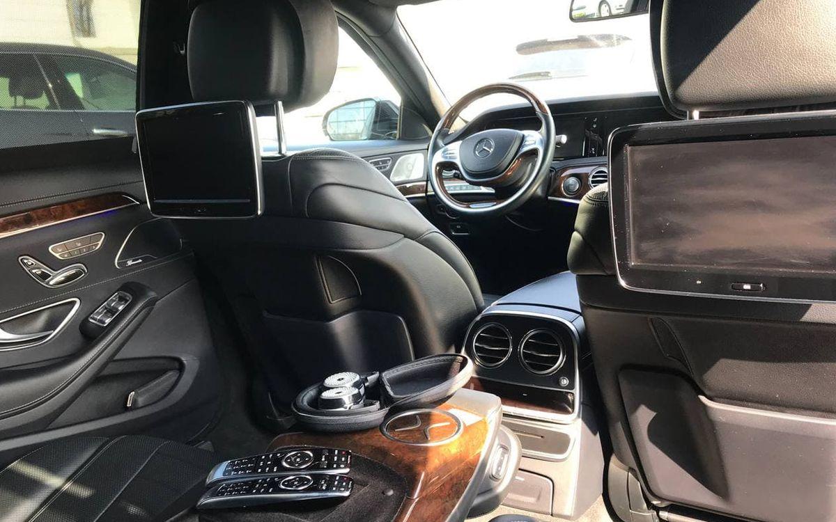 Mercedes-Benz S 350 2016 фото №18