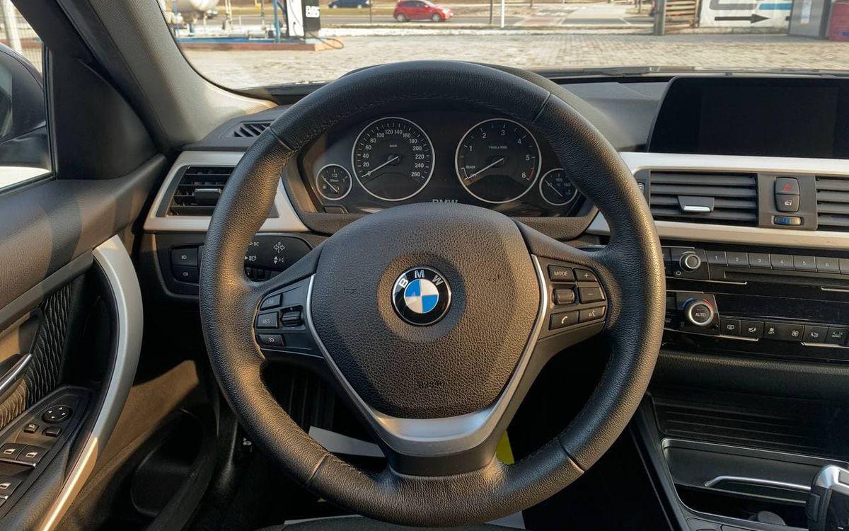 BMW 316 2017 фото №15