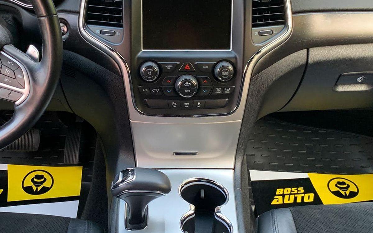 Jeep Grand Cherokee 2015 фото №7