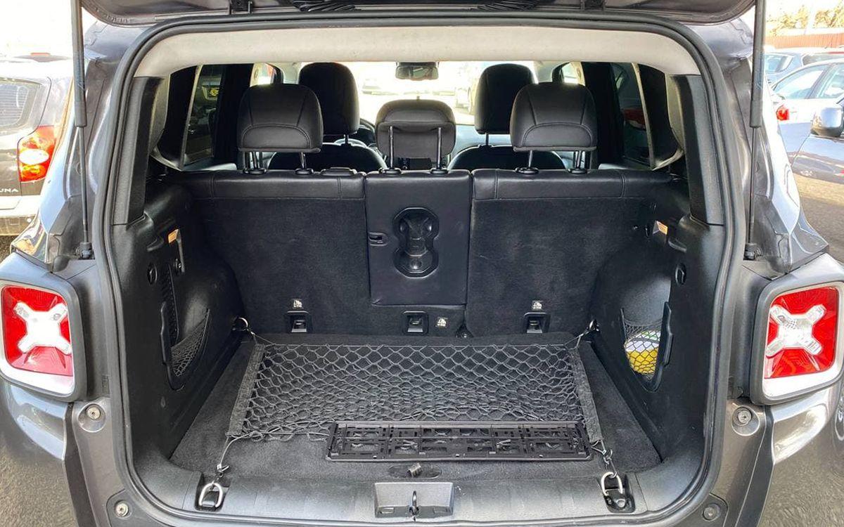 Jeep Renegade 2016 фото №20