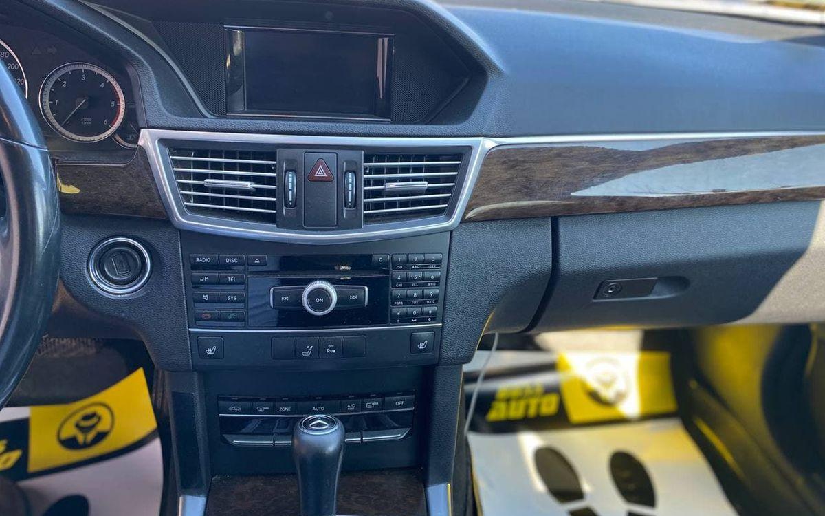 Mercedes-Benz E 200 2010 фото №14