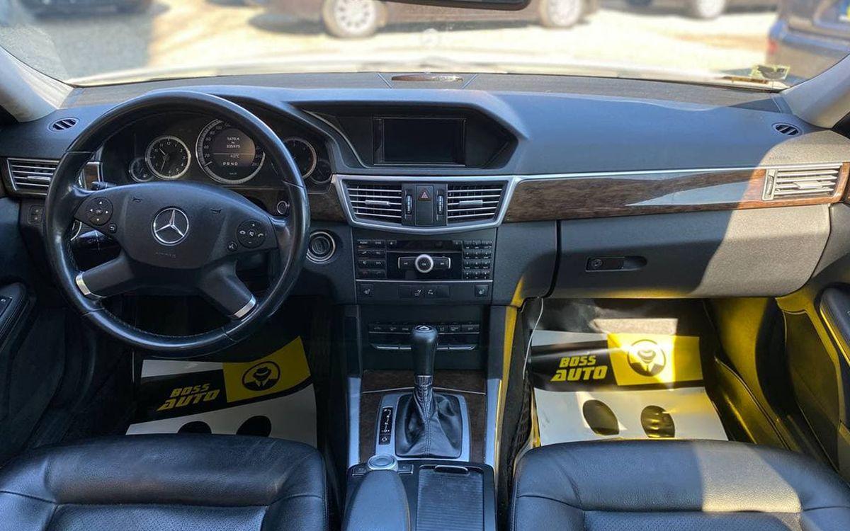 Mercedes-Benz E 200 2010 фото №15