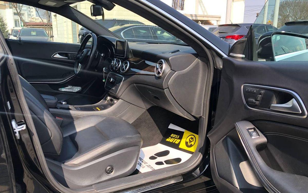 Mercedes-Benz CLA 250 2013 фото №16