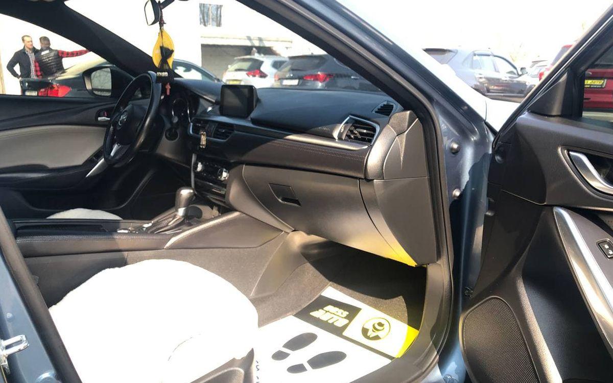 Mazda 6 2015 фото №16