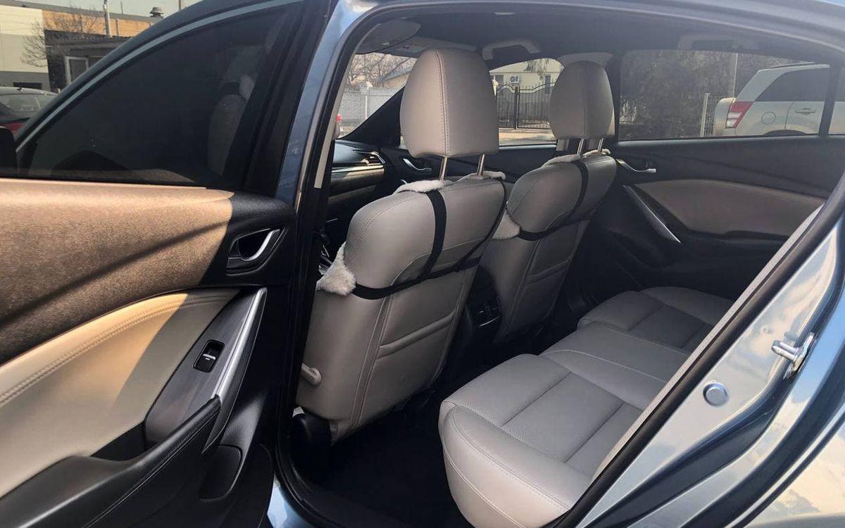 Mazda 6 2015 фото №17