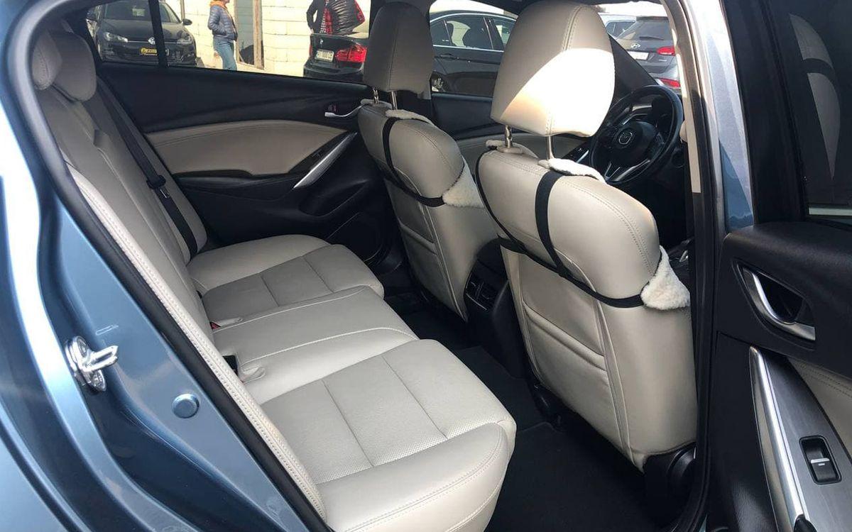 Mazda 6 2015 фото №18