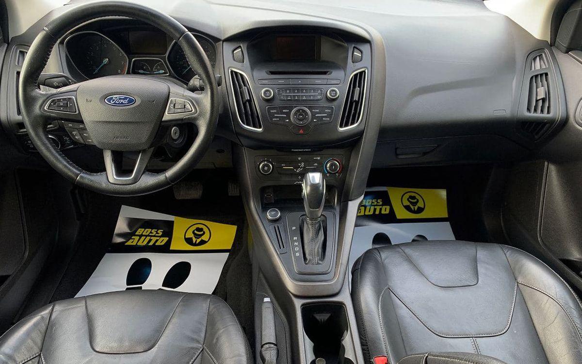 Ford Focus 2015 фото №8