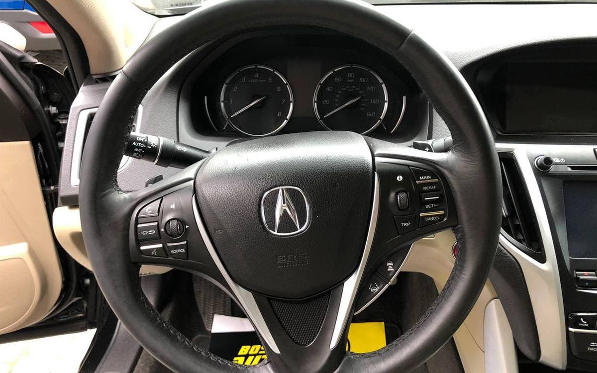 Acura TLX 2017 фото №12