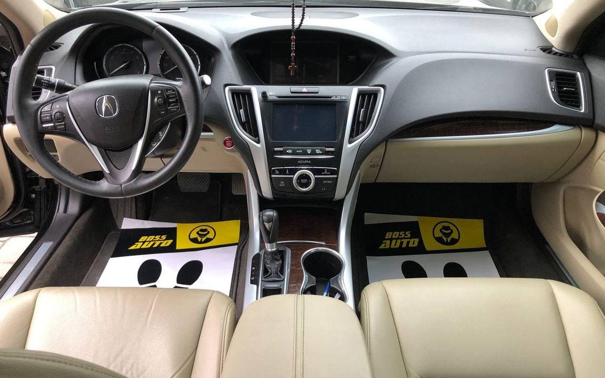 Acura TLX 2017 фото №16