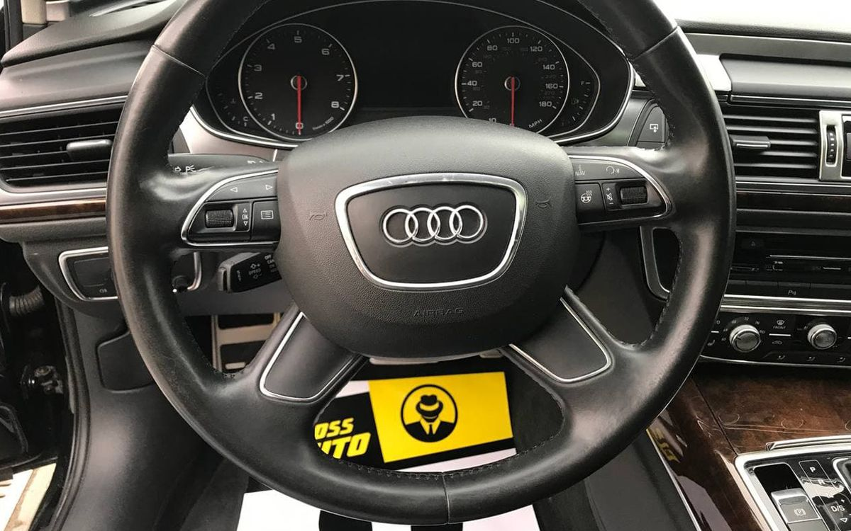 Audi A6 2013 фото №15