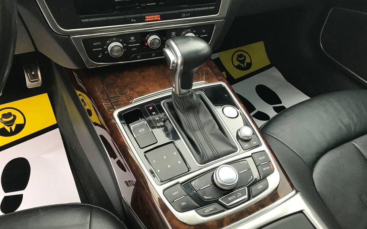 Audi A6 2013 фото №16