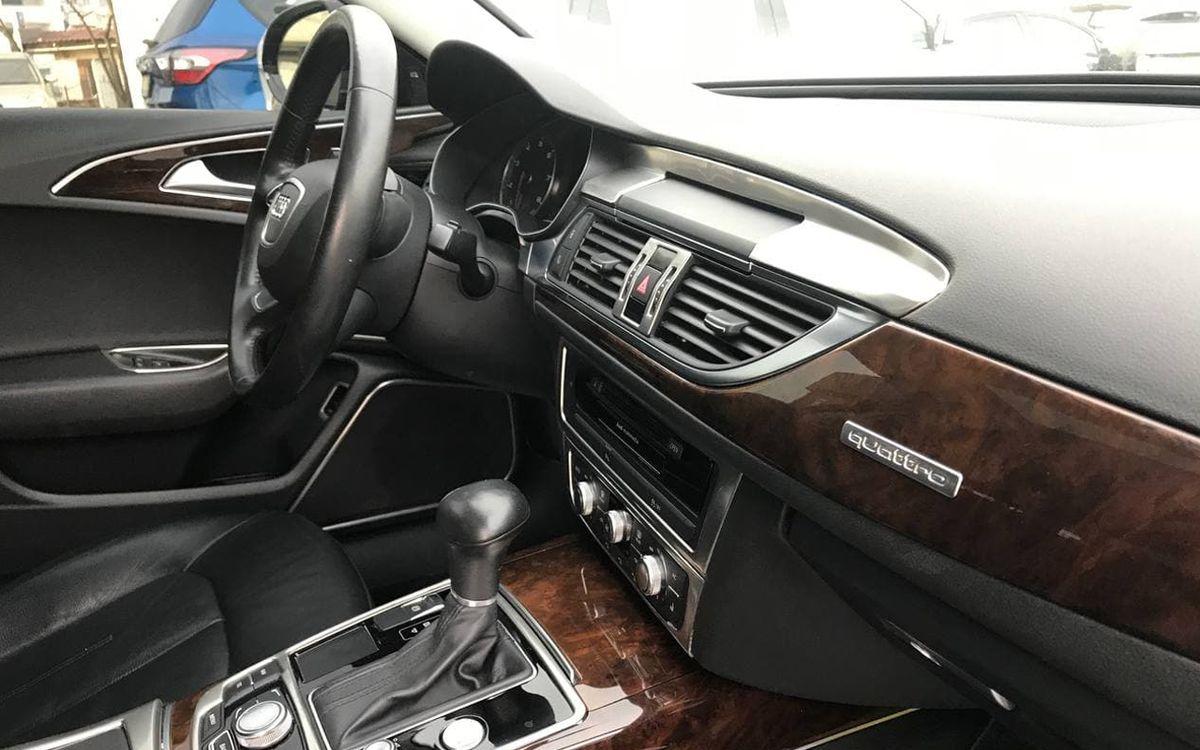 Audi A6 2013 фото №17