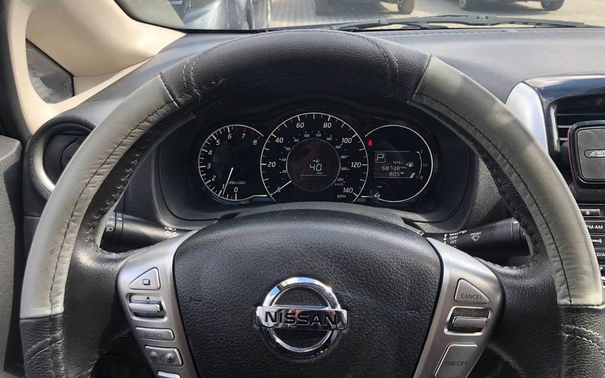 Nissan Versa 2016 фото №18