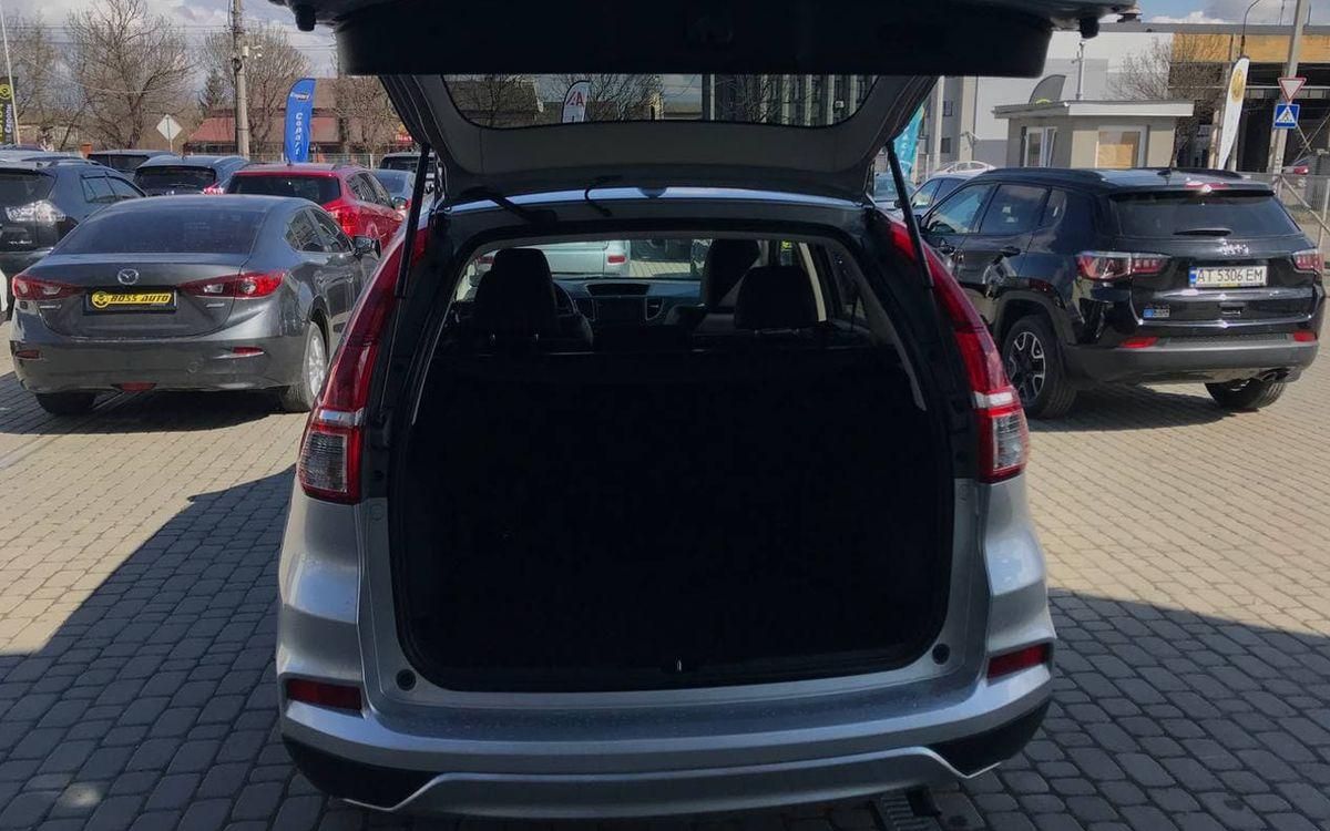 Honda CR-V EXL 2015 фото №19