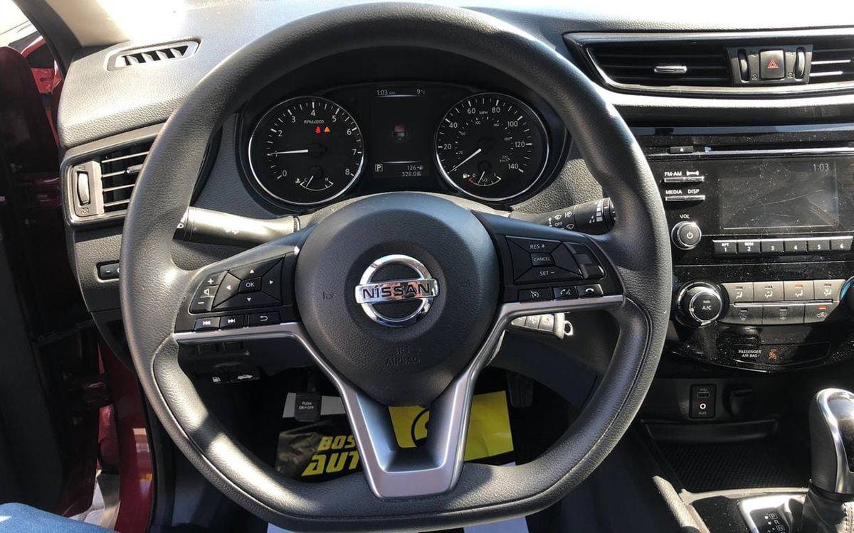 Nissan Rogue 2017 фото №15