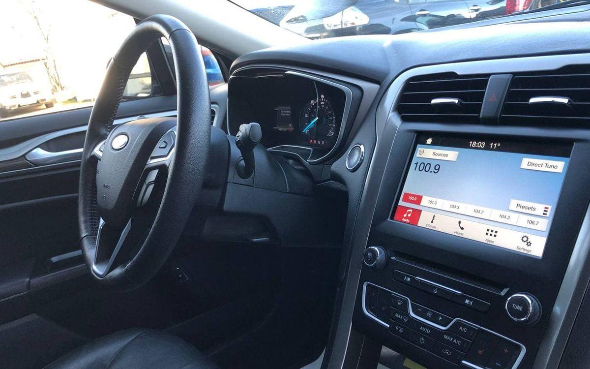 Ford Fusion 2016 фото №18