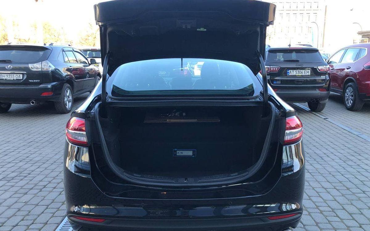 Ford Fusion 2016 фото №20