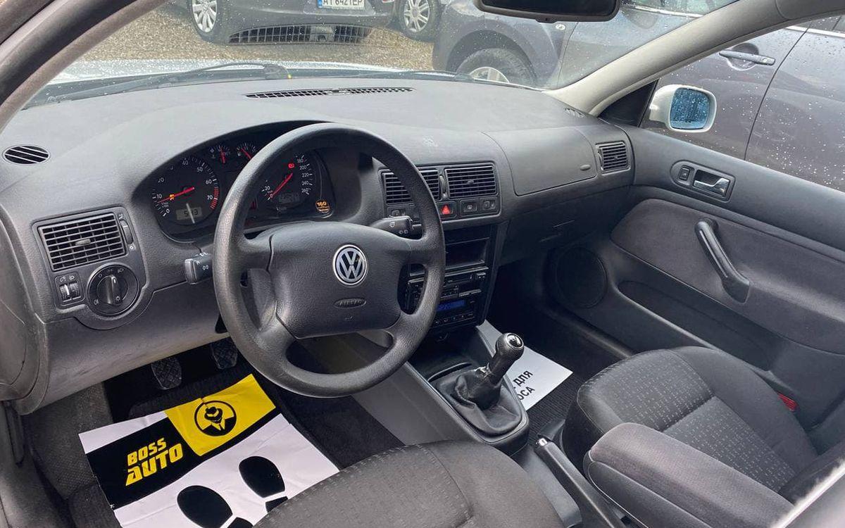 Volkswagen Golf 2000 фото №15