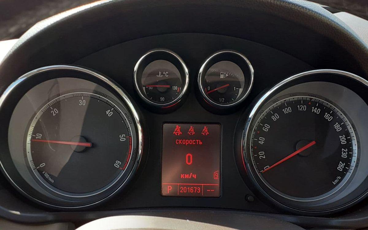 Opel Insignia 2010 фото №19