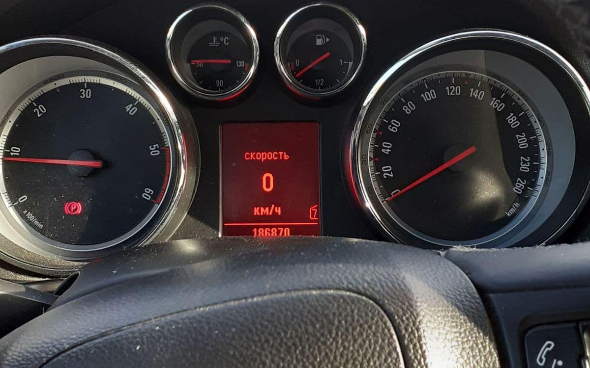 Opel Insignia 2010 фото №15