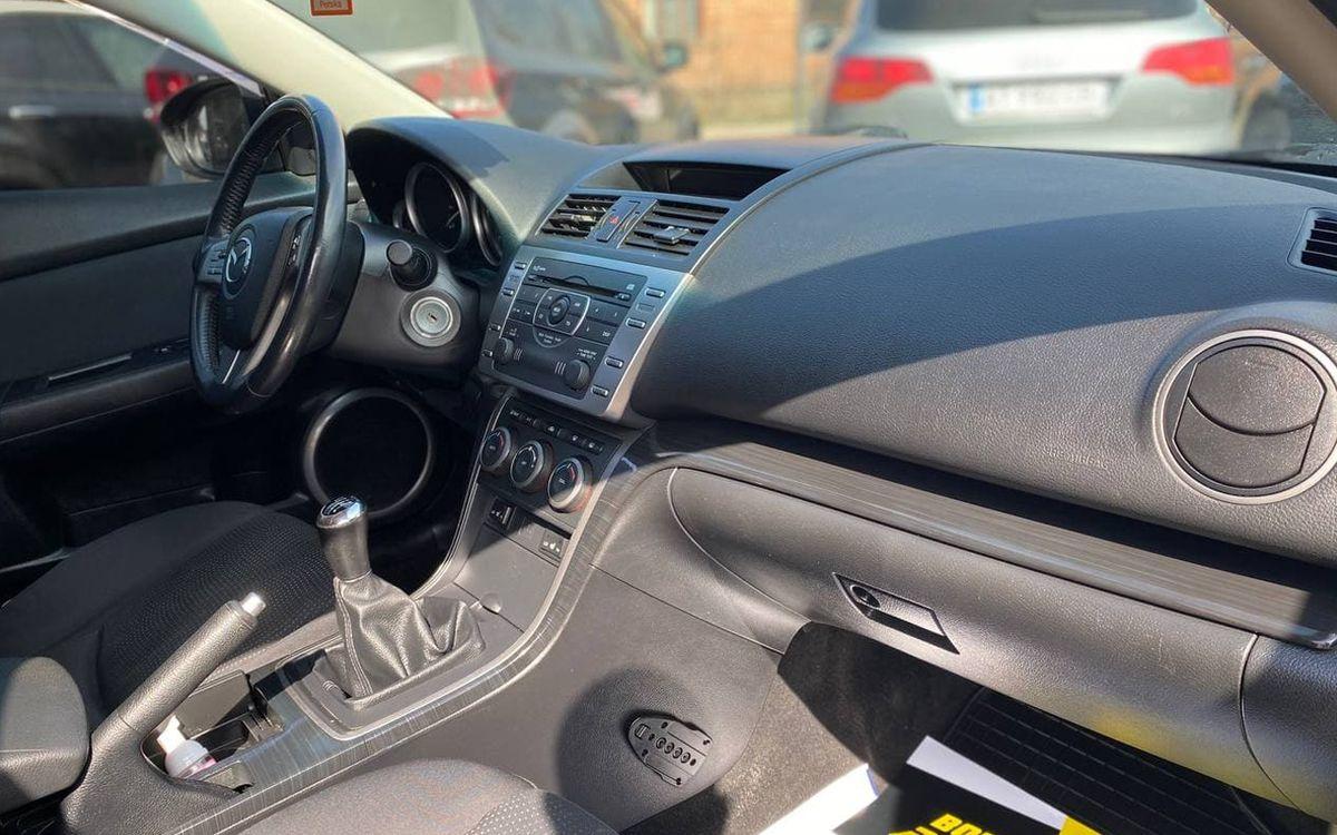 Mazda 6 2008 фото №17