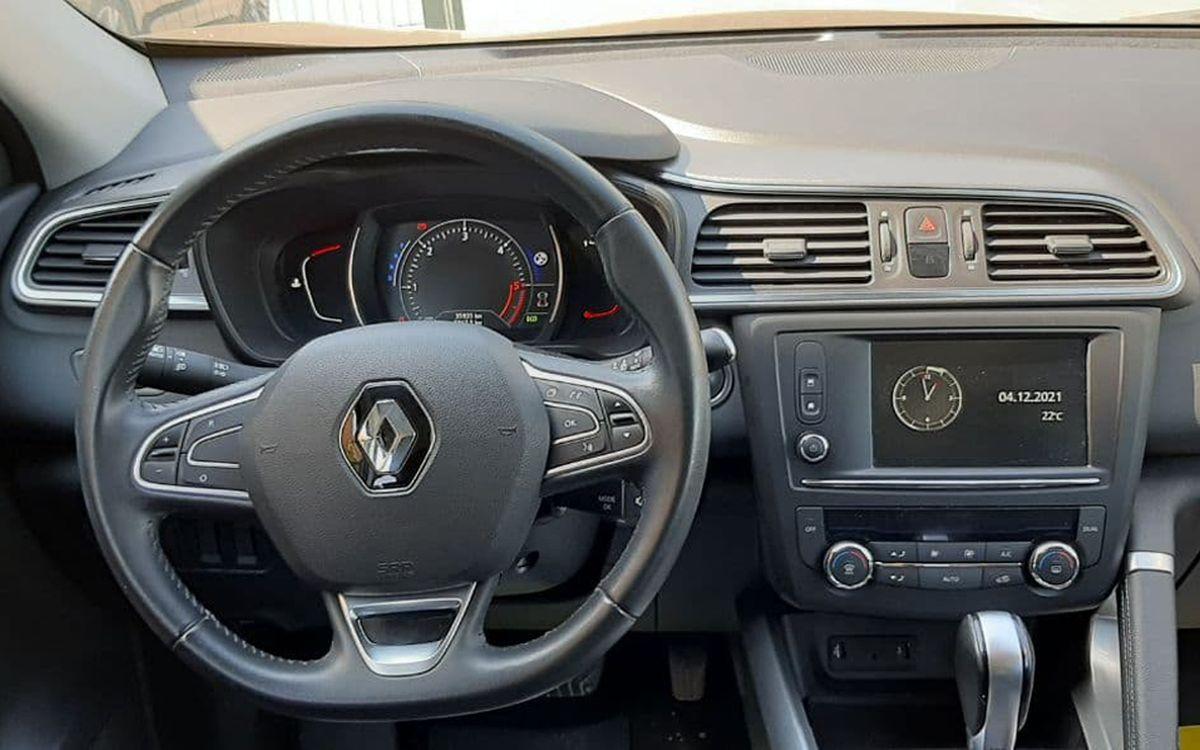 Renault Kadjar 2017 фото №14