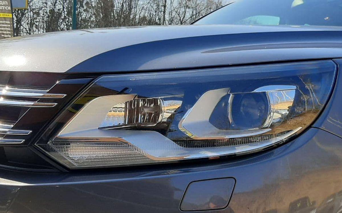 Volkswagen Tiguan 2013 фото №20