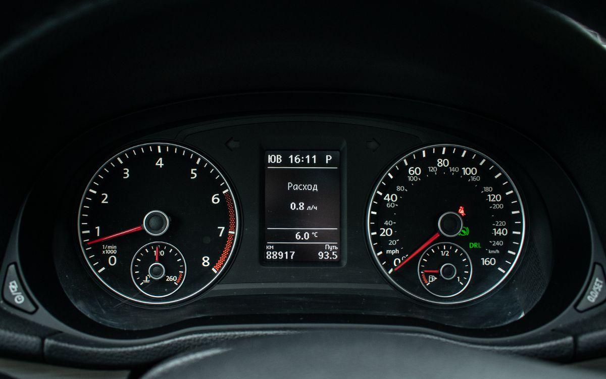 Volkswagen Passat B7 SE 2013 фото №18