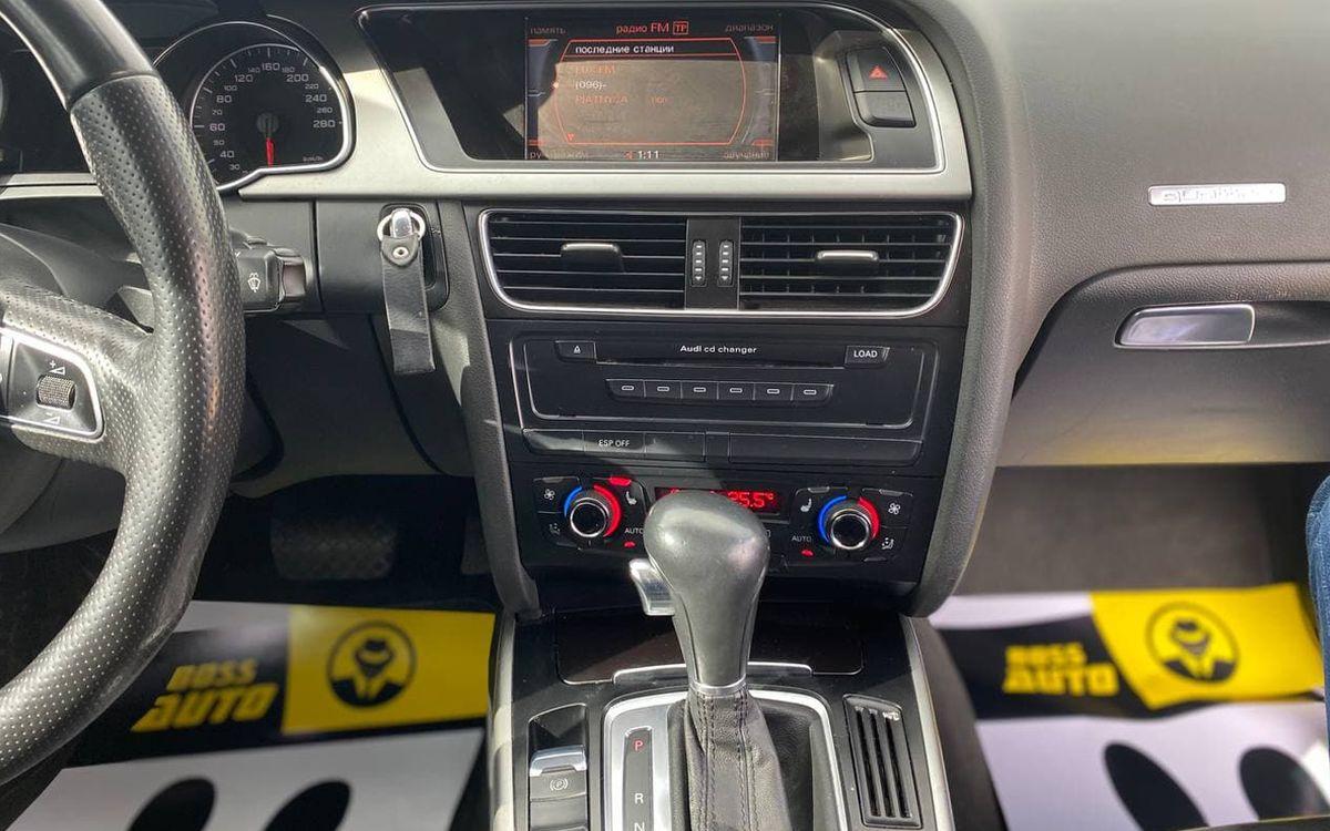 Audi A5 2008 фото №16