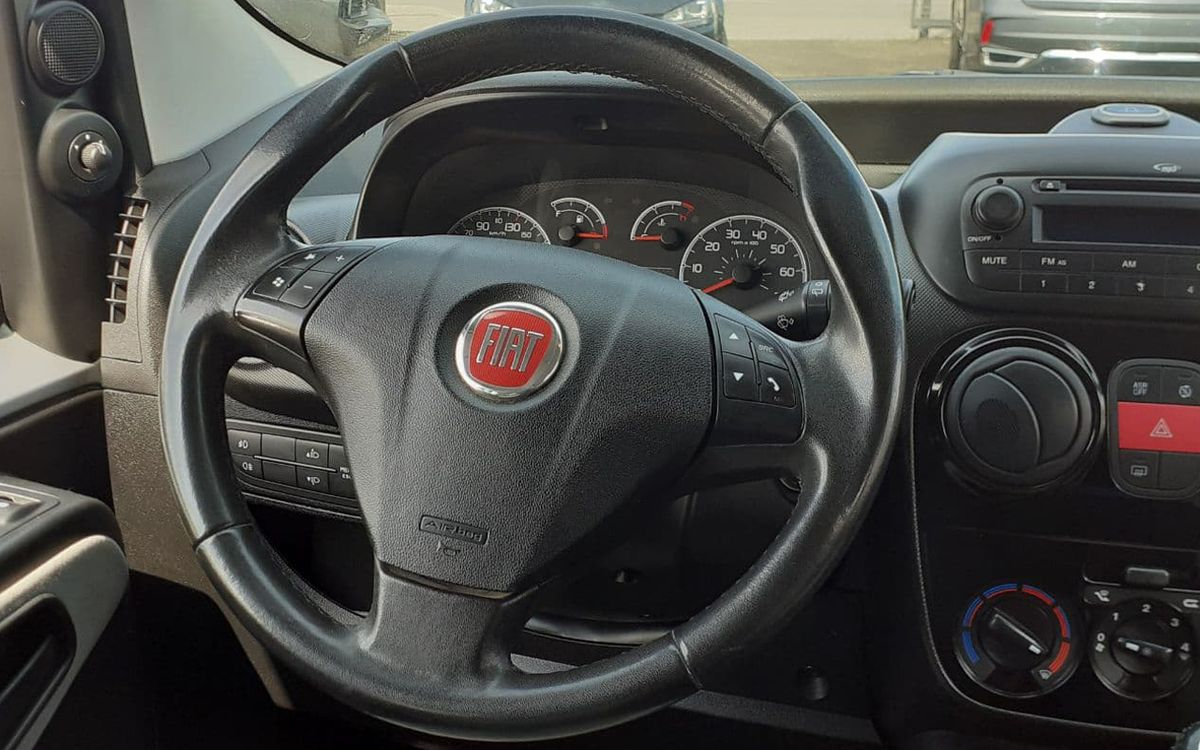 Fiat Qubo 2012 фото №15