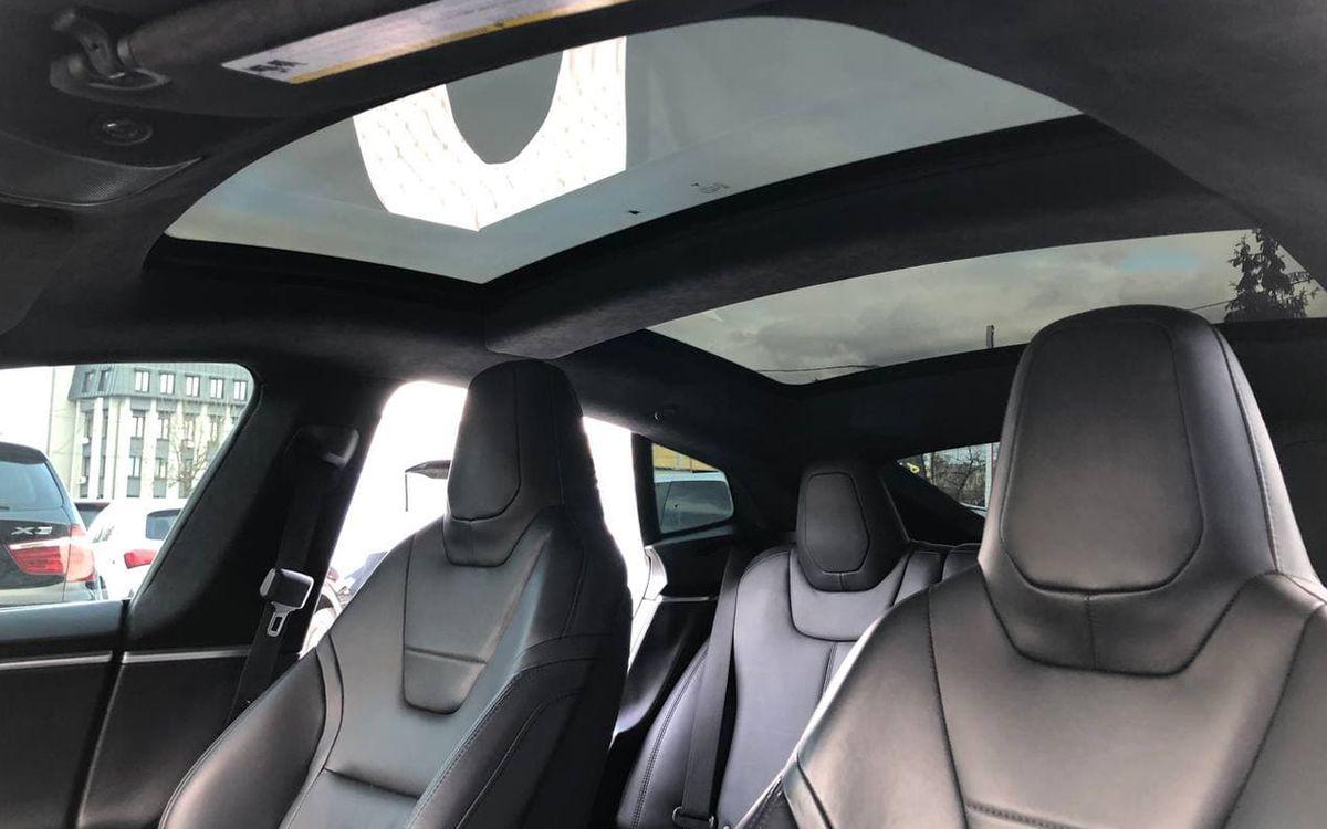Tesla Model S 85D 2015 фото №16