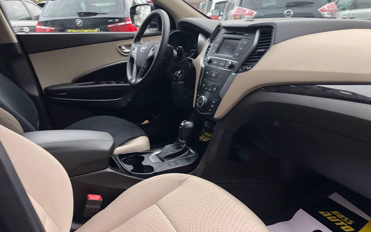 Hyundai Santa FE 2018 фото №16