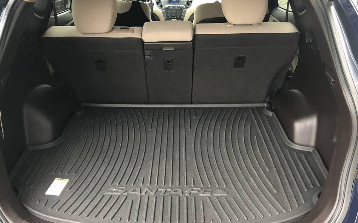 Hyundai Santa FE 2018 фото №20