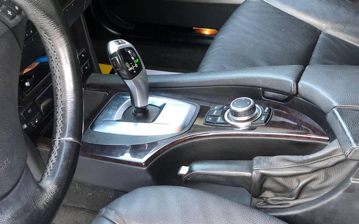BMW 523 2008 фото №13