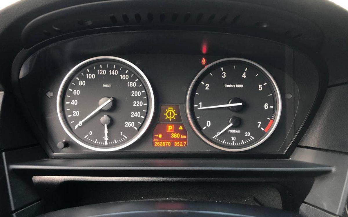 BMW 523 2008 фото №15