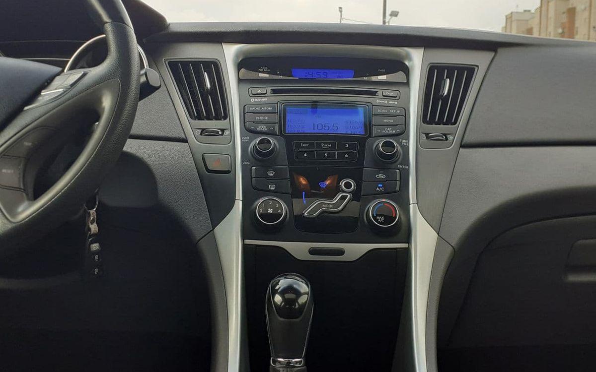Hyundai Sonata 2013 фото №13