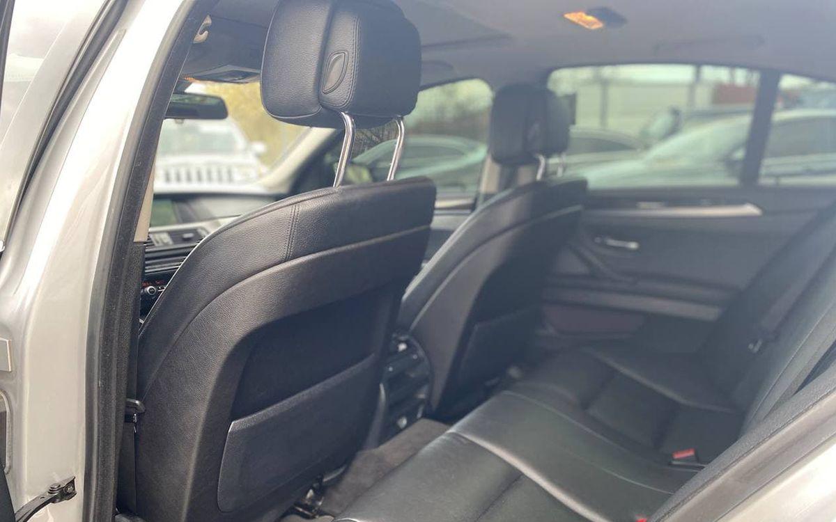 BMW 528 2012 фото №18