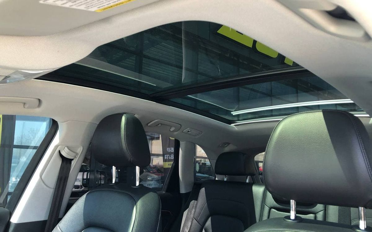 Audi Q5 2016 фото №16