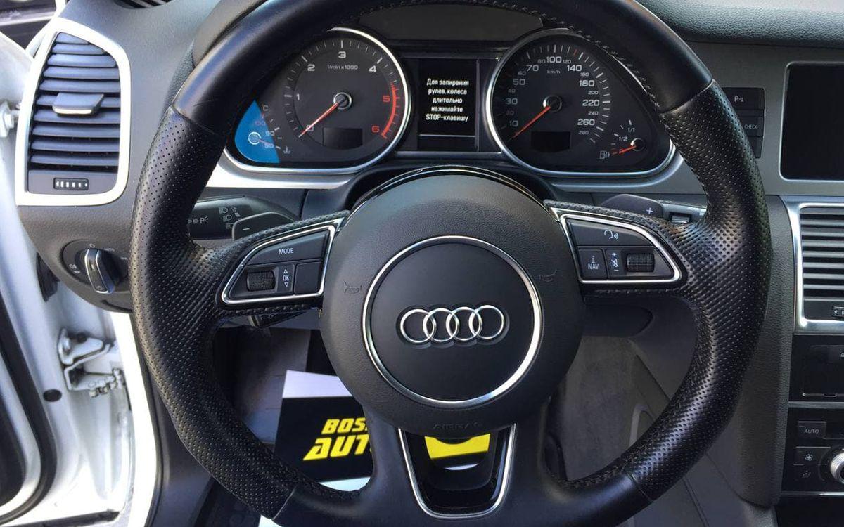 Audi Q7 2014 фото №15