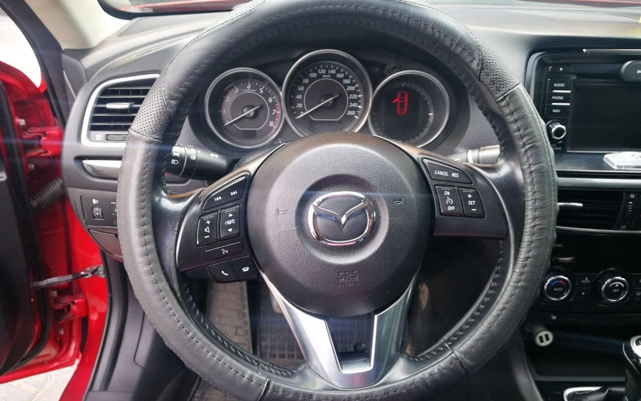 Mazda 6 2014 фото №14