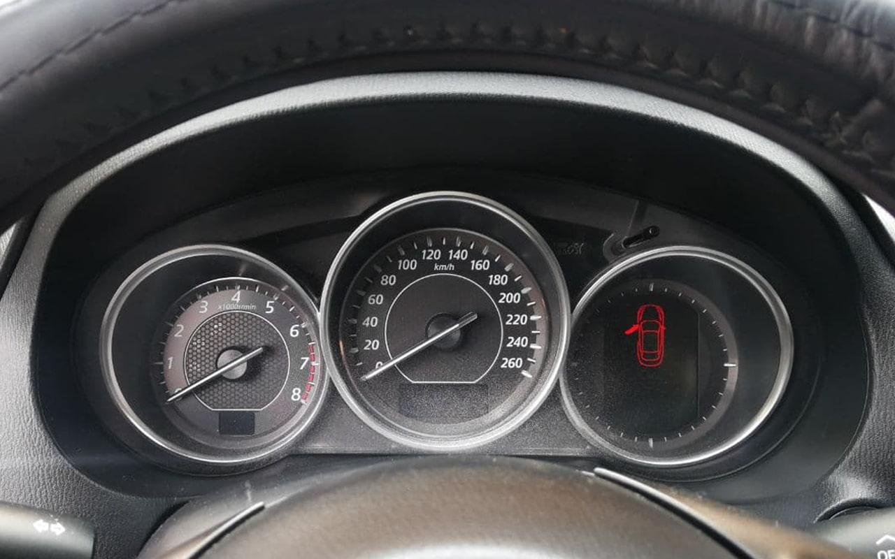 Mazda 6 2014 фото №15